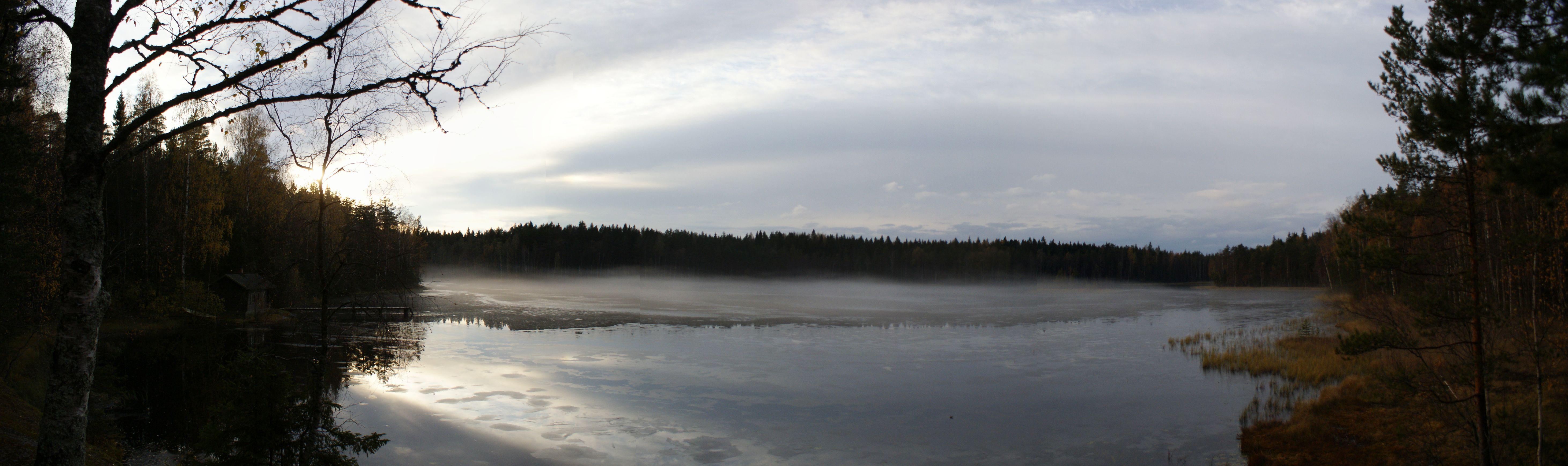 Cottage w Finlandii