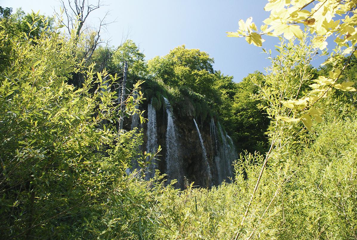 Piękno natury: Jeziora Plitwickie