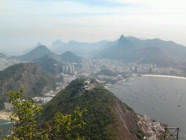 Rio de Janeiro, Brazylia, fot. K. Anglart