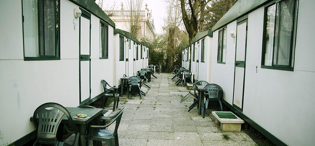 Wenecji część pierwsza: camping