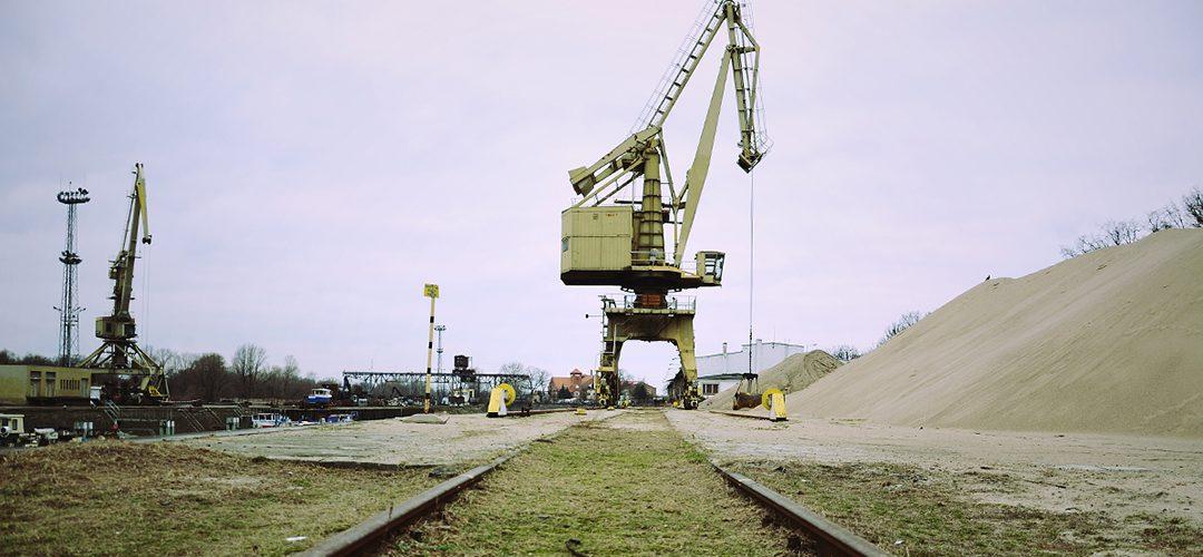 Z wrocławskiego podwórka: Port Miejski