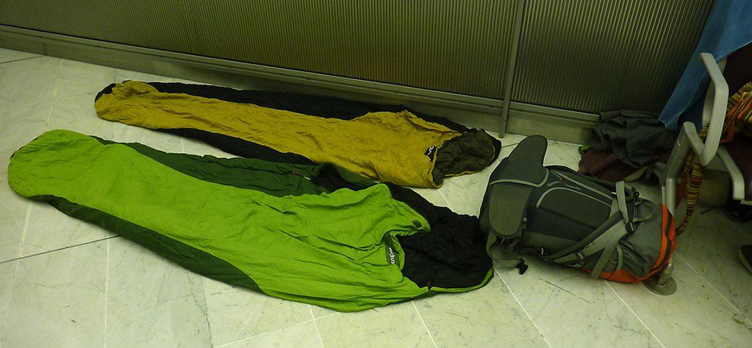 W Hiszpanii śpiwory niepotrzebne!