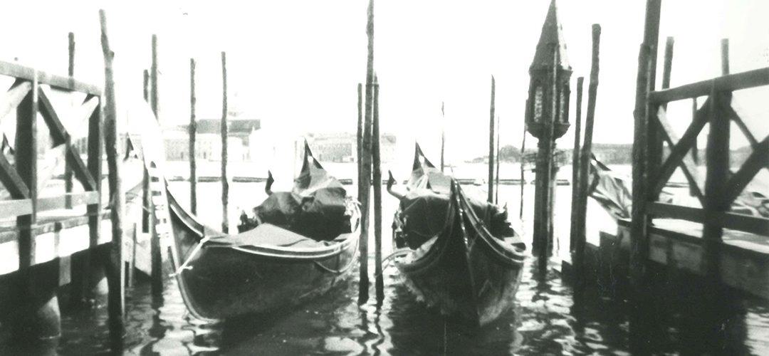 Wenecja z lat 80-tych