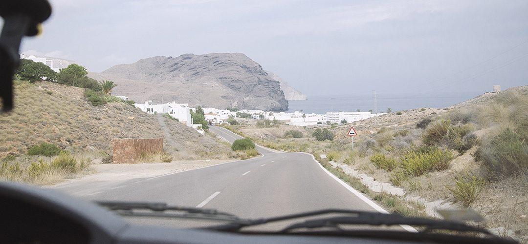 Obrazy z andaluzyjskiej drogi