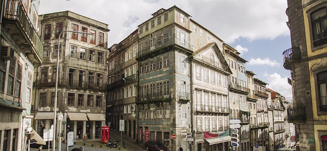 Ciemna strona Porto