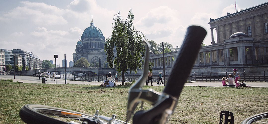 Na weekend: Berlin rowerowy