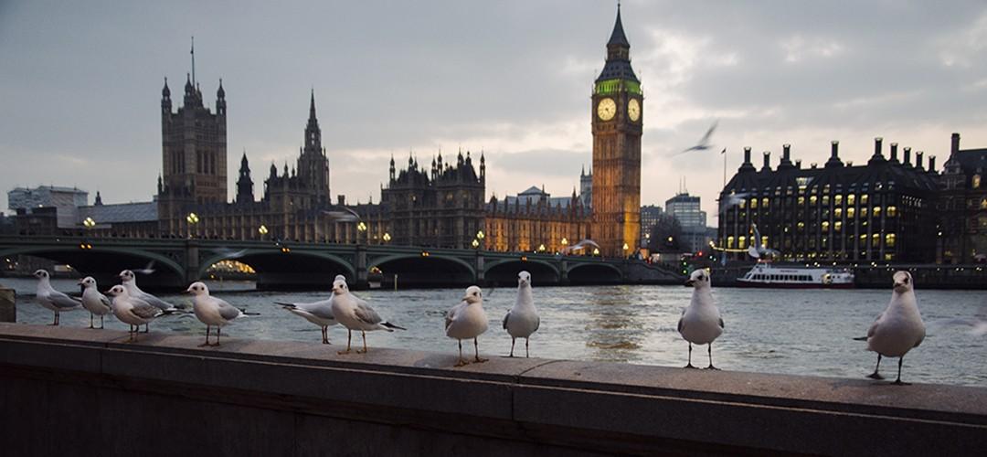 Londyn (trochę) nieoczywisty