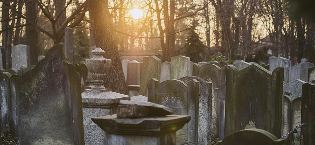 Cmentarze świata: Stary Cmentarz Żydowski