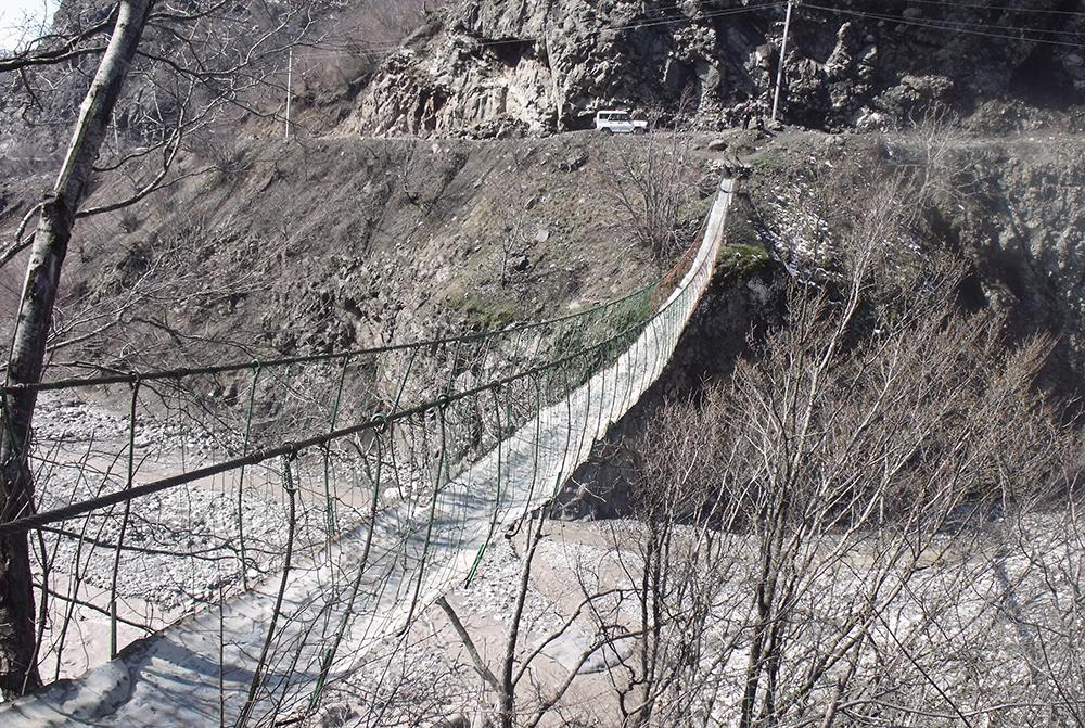 Po drodze do Lahic, Azerbejdżan, fot. B.Wudniak