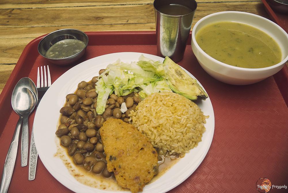 wegetarianin panama