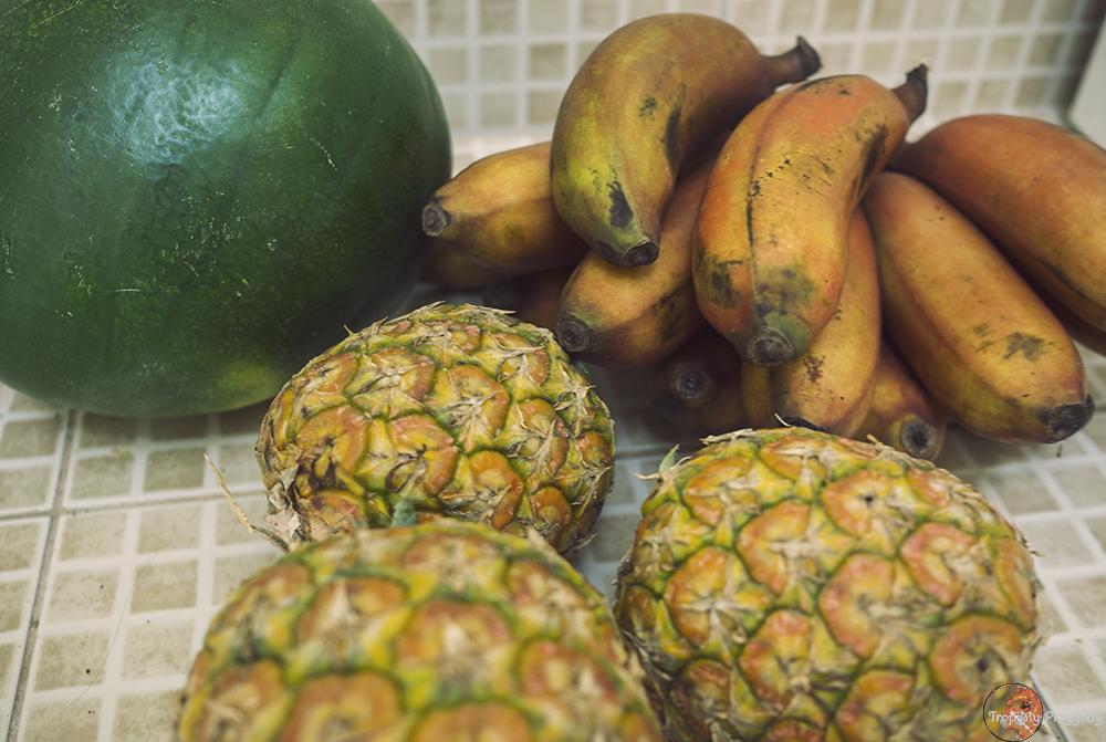 wegetarianin Kolumbia