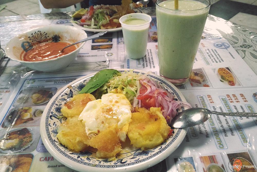 wegetarianin Ekwador
