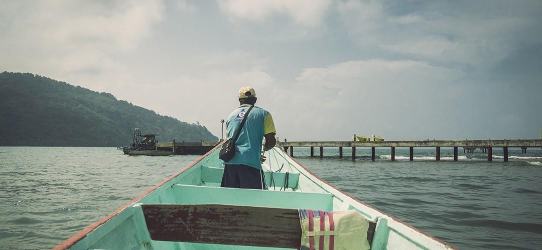 Jak przekroczyć granicę Panamy z Kolumbią?