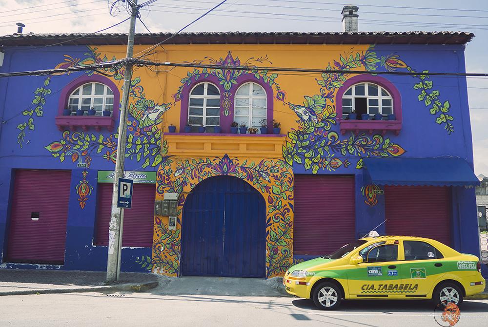 Ekwador praktycznie