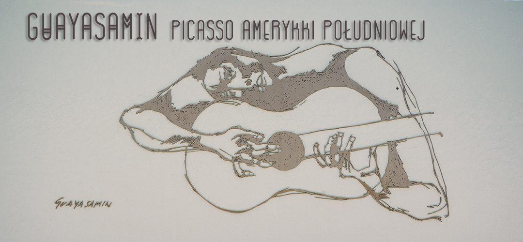 Oswaldo Guayasamín – Picasso Ameryki Południowej