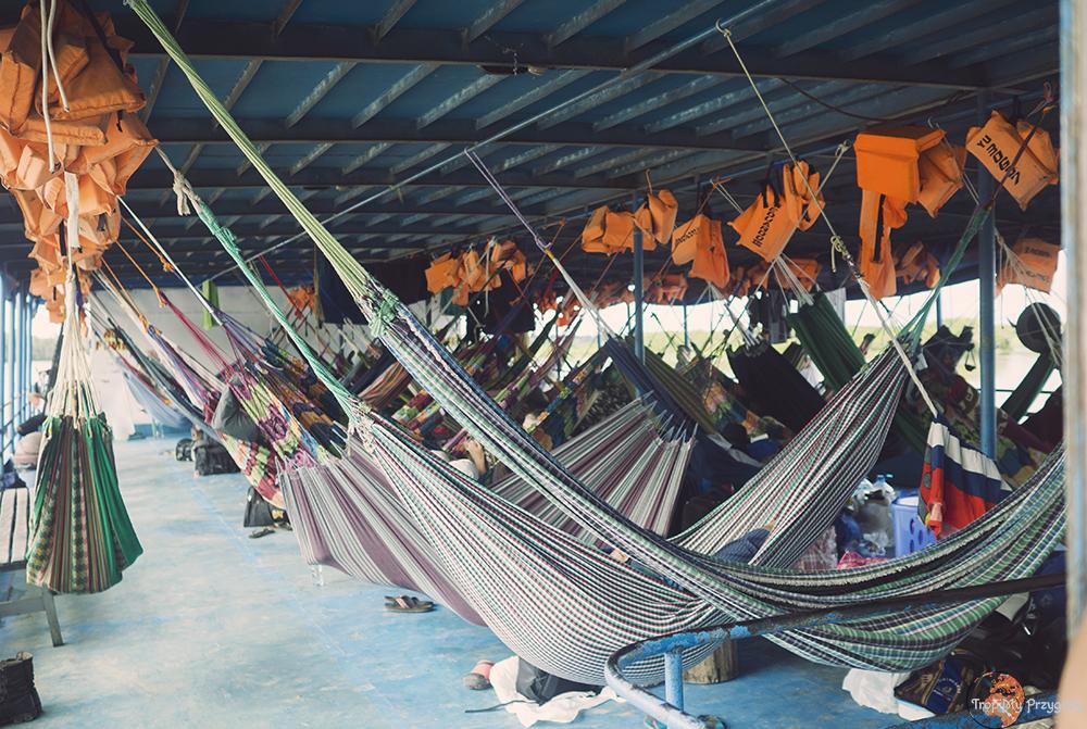 rejs po Amazonce