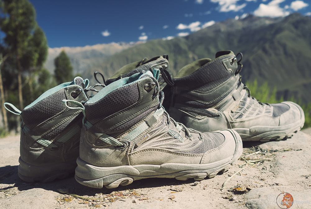 Test butów trekkingowych Keen