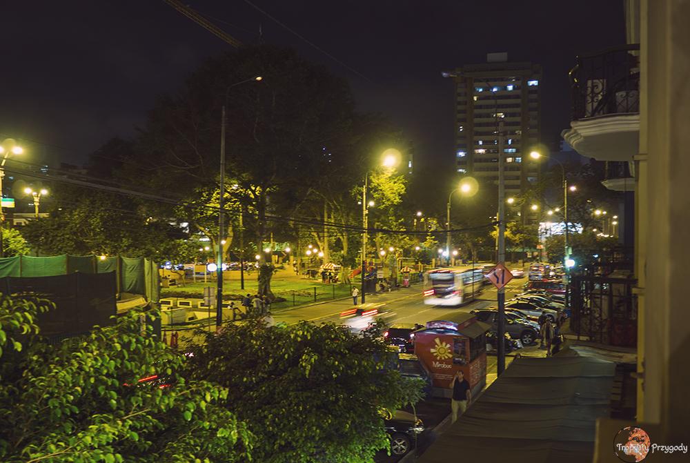 Lima zwiedzanie