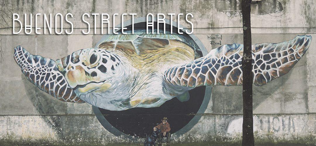 Buenos Street Artes