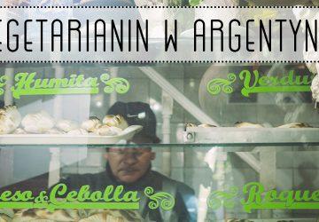 Wegetarianin w Argentynie