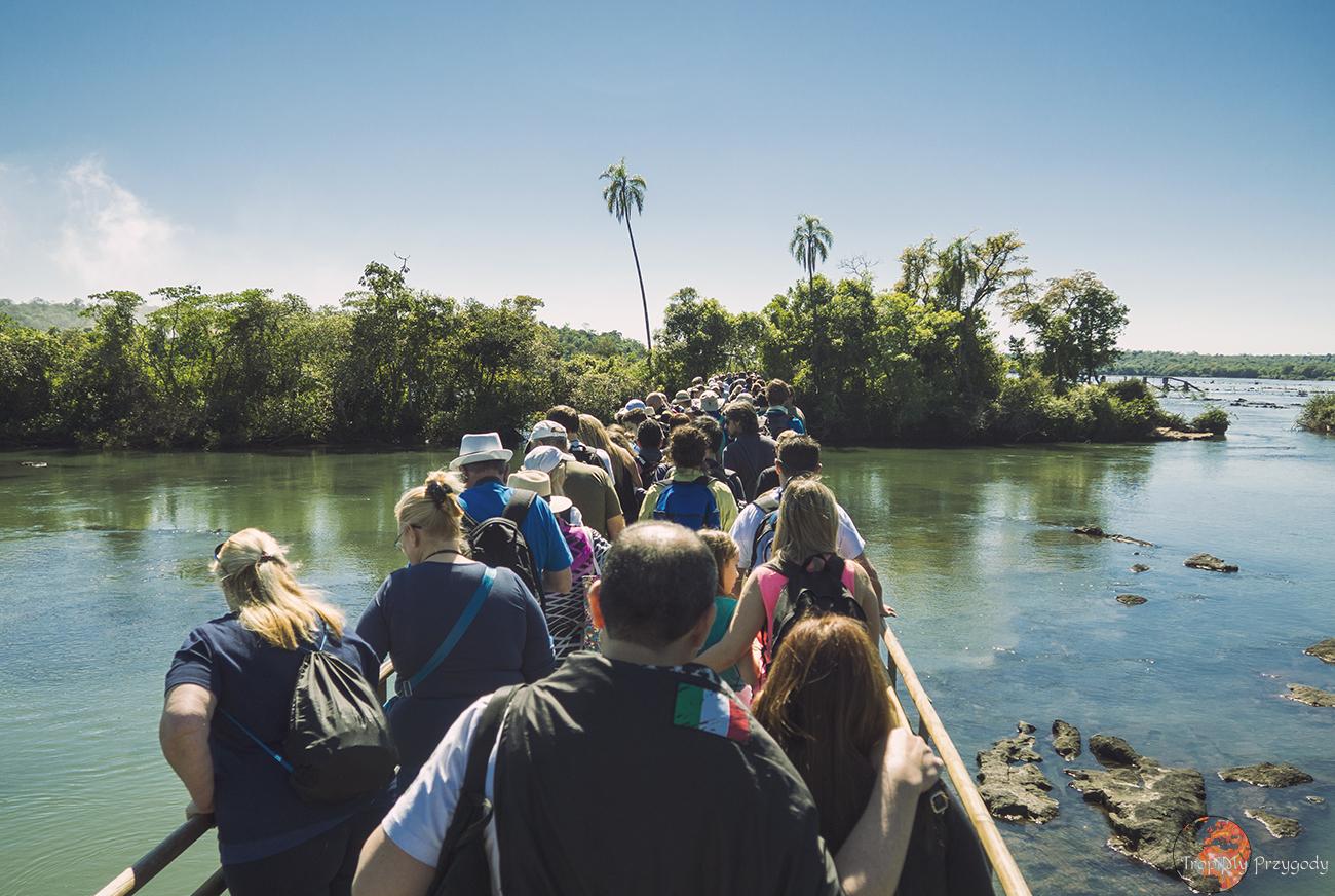 Wodospady Iguazy