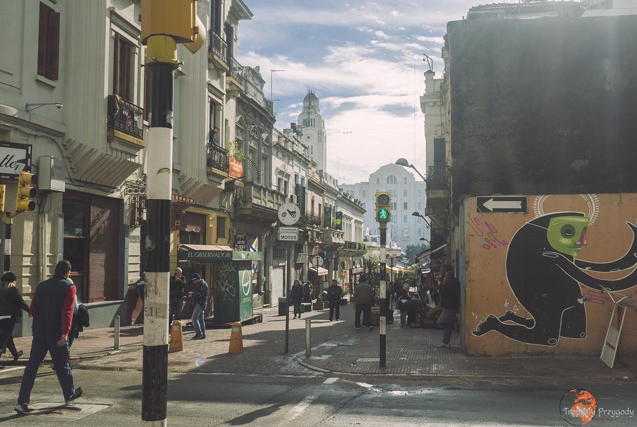 Montevideo, fot. K. Wudniak