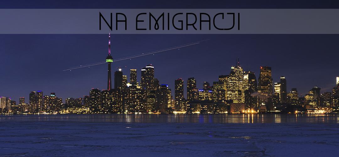 Na emigracji