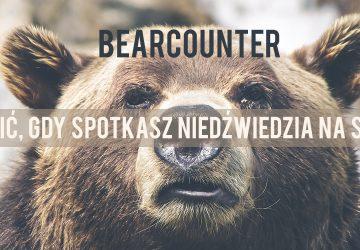 Bearcounter – co robić, gdy spotkasz niedźwiedzia na szlaku?